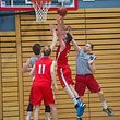 Basketball ist seit Jahrzehnten eine der Sportarten beim Tournoi de Noël.