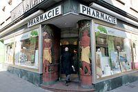 19.3. Lux-Stadt /  Mohrenapdikt / Pharmacie Hoster-Pfeiffer  foto: Guy Jallay
