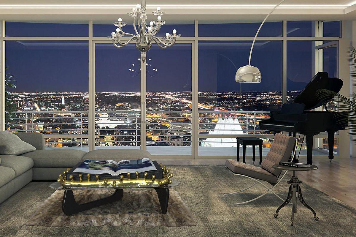 Nesta versão de 5 mil euros, a fotobiografia da cantora traz uma mesa com pormenores banhados a ouro.
