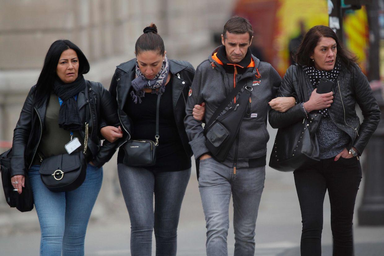 Paris im Schockzustand nach der brutalen Attacke.