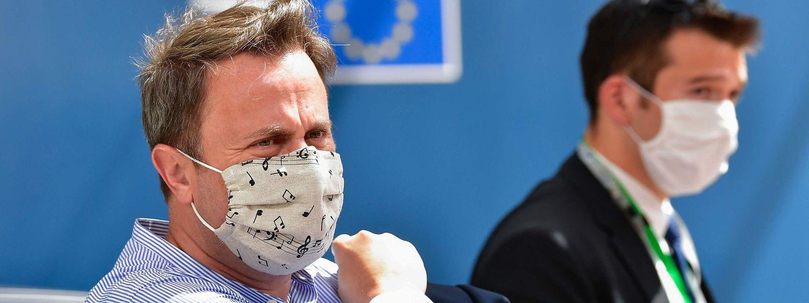 Xavier Bettel nimmt zurzeit am EU-Sondergipfel in Brüssel teil.