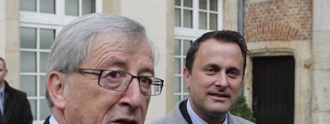 Das neue Parlament kommt am 13. November zum ersten Mal zusammen. Darauf haben sich Premierminister Juncker und Formateur Bettel verständigt.