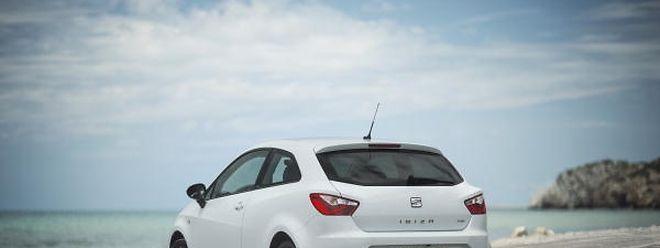 Der Seat Ibiza wurde optisch nur behutsam weiterentwickelt.