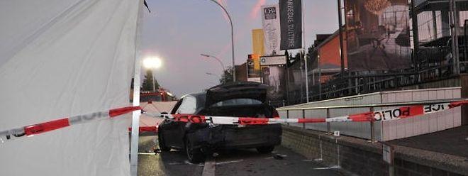 Am 5. Juni 2015 war es zu dem Unfall gekommen.