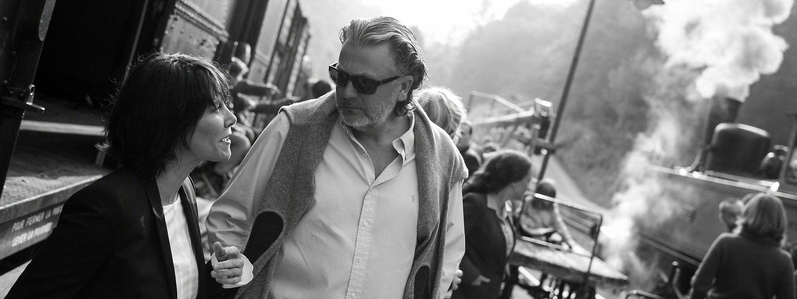 Rare sur les plateaux de tournage, Claude Waringo préfère son rôle de producteur discret mais efficace depuis 35 ans maintenant.