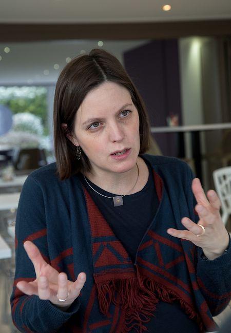 Elsa Pirenne: «Des groupes de prosélytisme passent au Luxembourg, comme partout en Europe, et des associations se créent et sont financées, tout ou partie par l'Arabie saoudite».