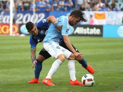Sale soirée pour David Villa et le New York City FC