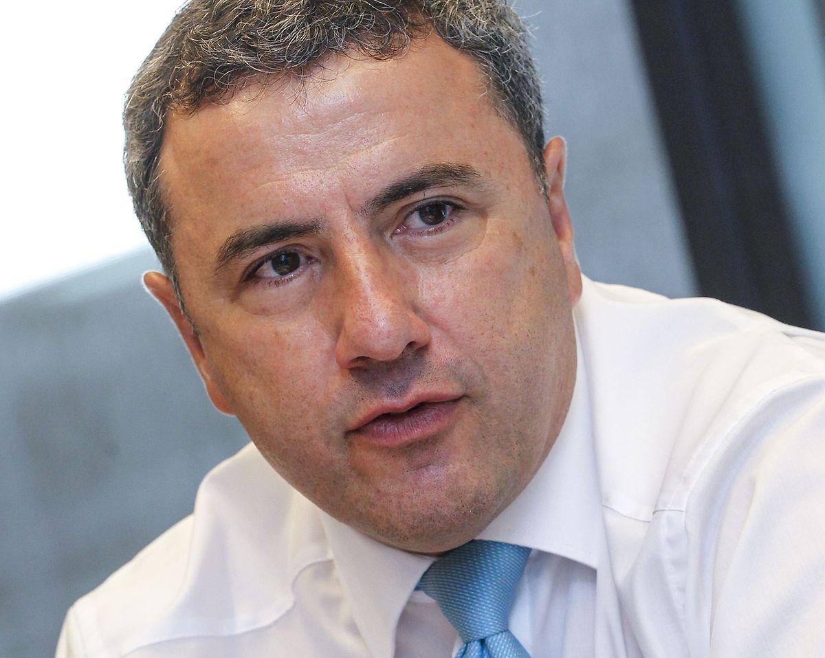 """Malik Zeniti ist seit fast zwei Jahren Manager des """"Cluster for Logistics""""."""