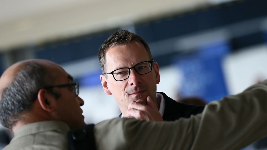 """Steve Collar, c'est le """"retour"""" de l'esprit start-up à la tête de la SES"""