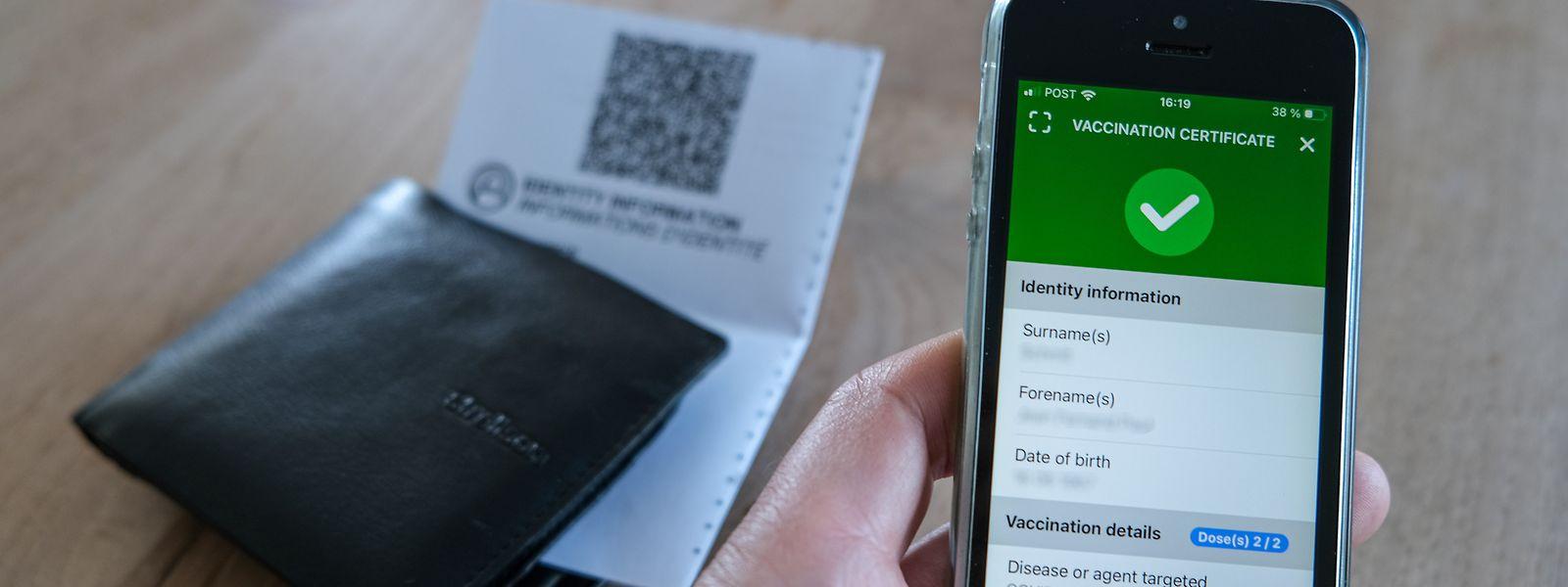 Bislang ist die App CovidCheck in Deutschland, Spanien, Irland, Litauen und den Niederlanden verfügbar.