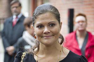 Schwedens Kronprinzessin Victoria trauert um ihre Großtante.