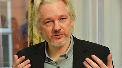 Julian Assange lebt in der Botschaft in beengten Verhältnissen.