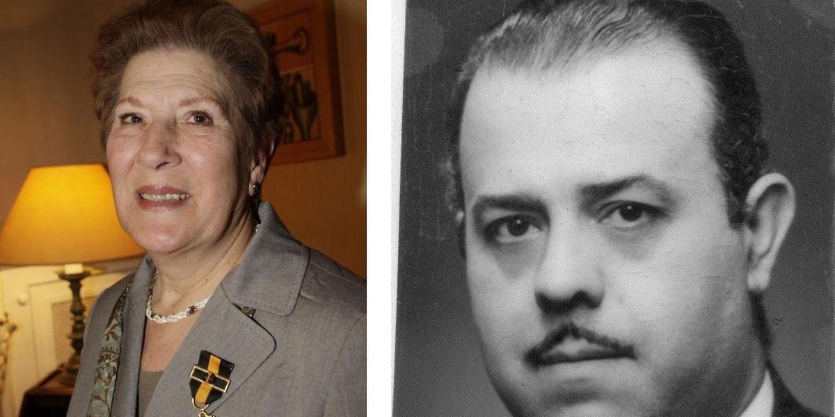 Heroína de Pina, hoje com 79 anos, esteve na primeira missa comemorativa do 10 de Junho, organizada em 1965 por iniciativa do marido, Carlos de Pina, falecido em 1986.