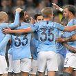 Manchester City en démonstration. Le billet pour les huitièmes de finale est presque dans la poche.
