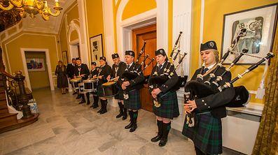 Fête écossaise St Andrews Day, Wort-EN, Photo : Blum L.