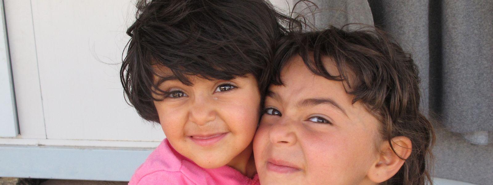 Eine ganze Generation von jungen Syrern wächst in Flüchtlingslagern auf.