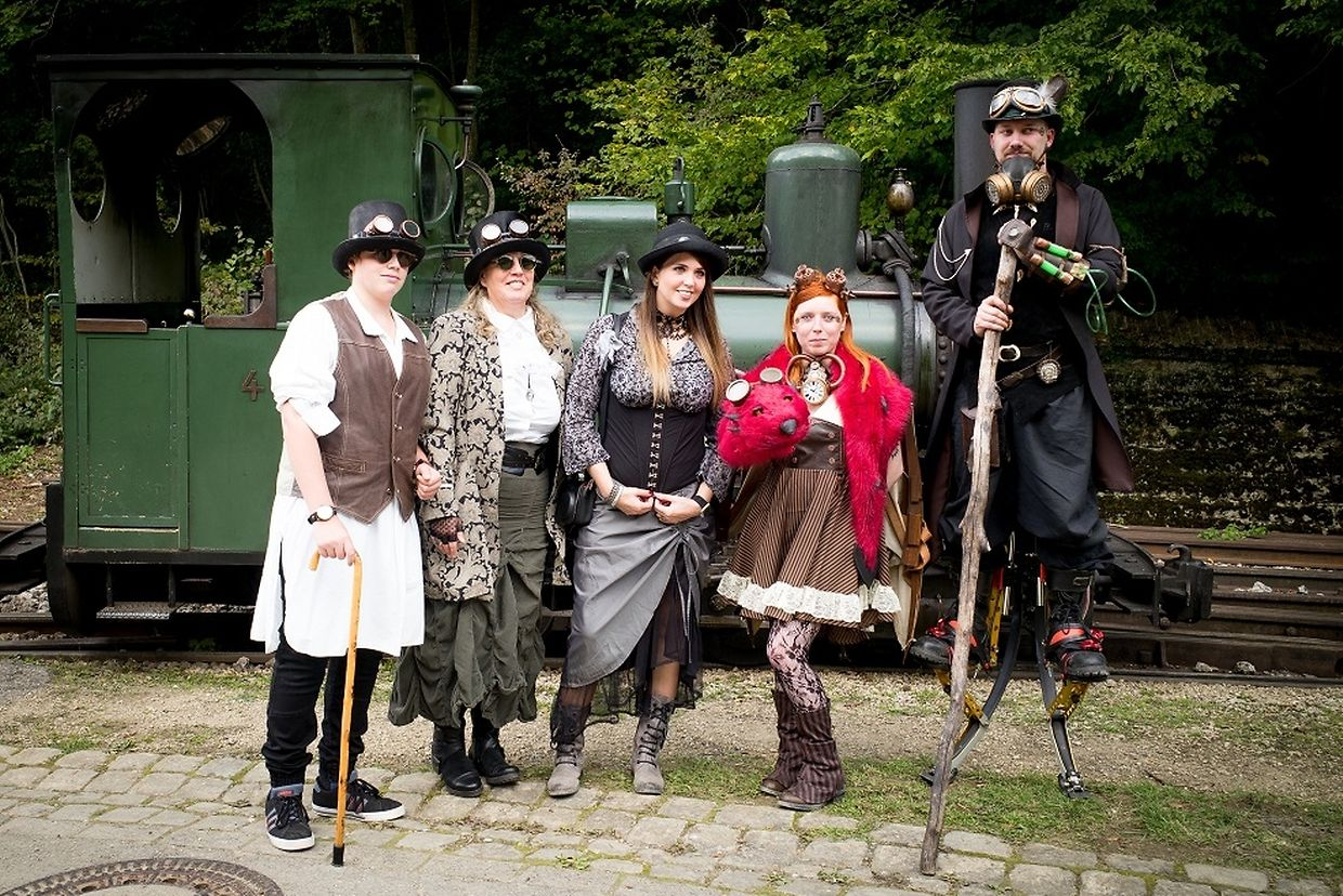 Anno 1900 Steampunk Convention im Fonds-de-Gras