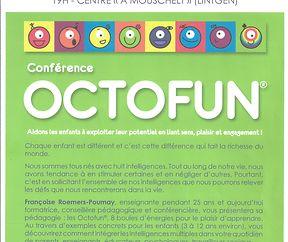 """Conférence """"Octofun"""""""