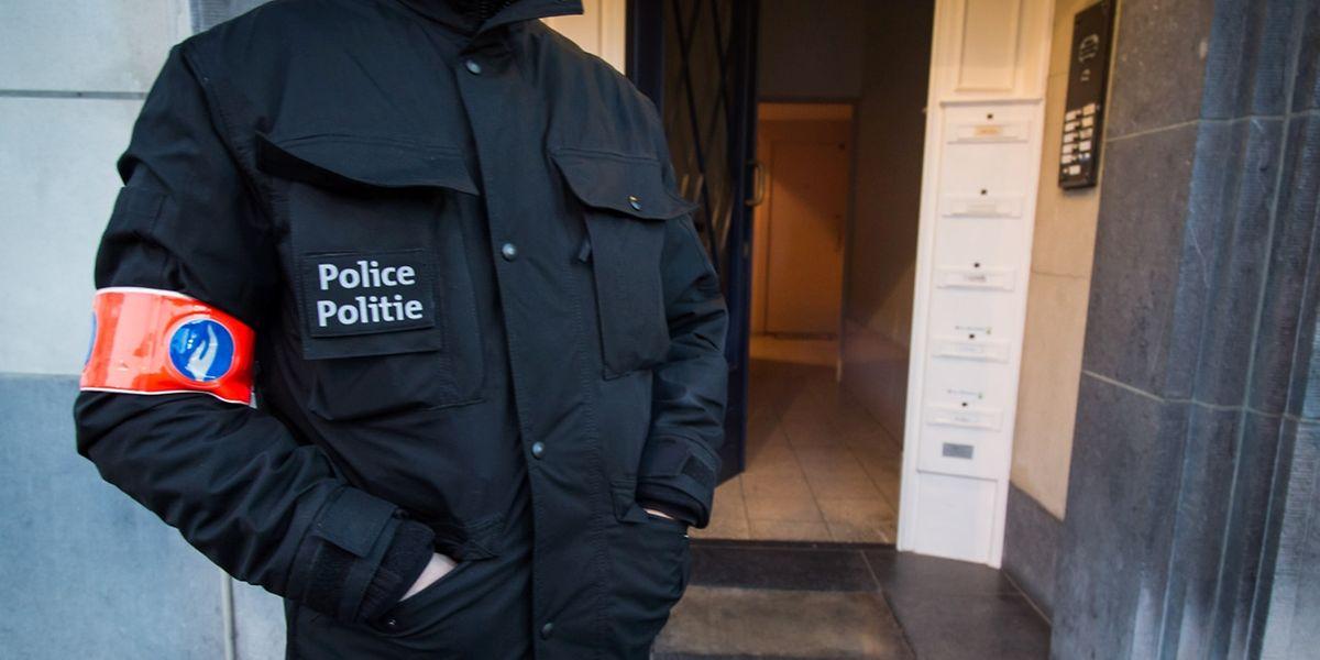 Die belgischen Sicherheitskräfte sind weiterhin in Alarmbereitschaft.