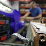 Produção industrial recua em abril na zona euro