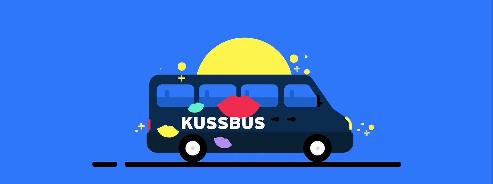Kussbus entrera en service en septembre 2017.