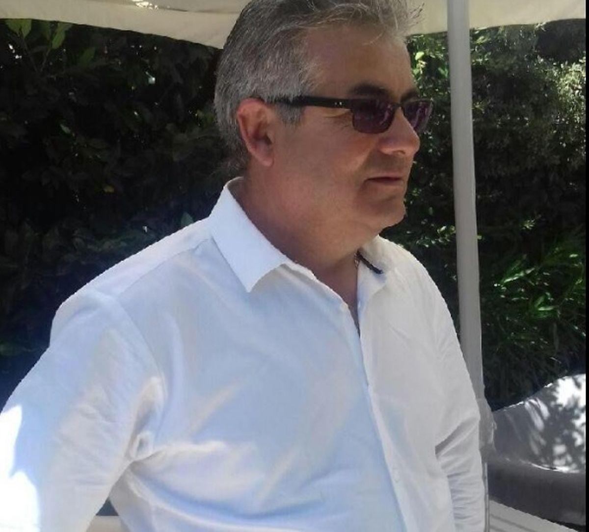 Alexandre Soares presidente da associação portuguesa Estrelas De Portugal Cergy-Pontoise.