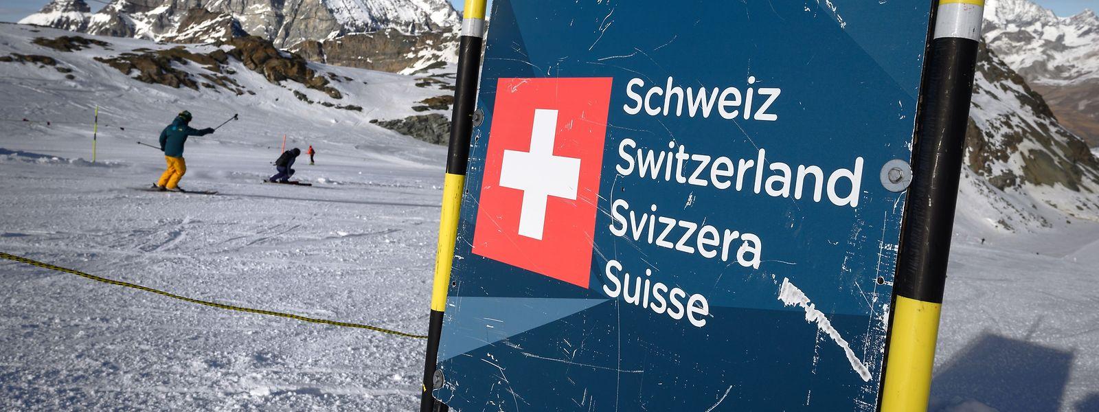Die Skigebiete in der Eidgenossenschaft sollen für den Inlandstourismus offen bleiben.
