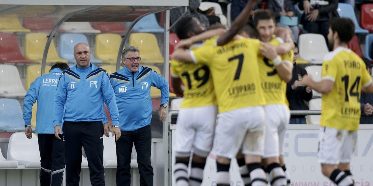 Les Duelangeois ont écarté Mondorf 3-0 et décroché le titre de champion d'automne.