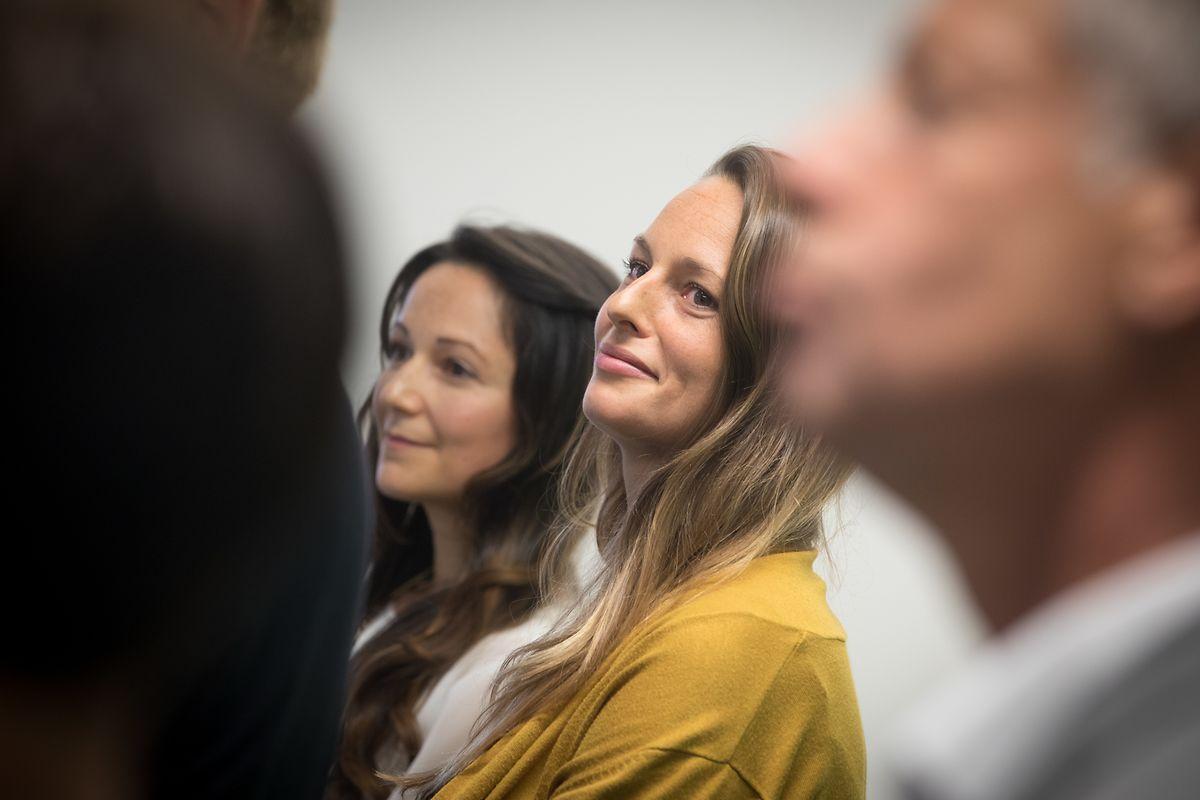 Semiray Ahmedova et Chantal Gary ont été prévenues par Josée Lorsché de leur possible nomination au poste de députée. Maintenant, la cheffe de fraction va s'occuper de leur intégration.