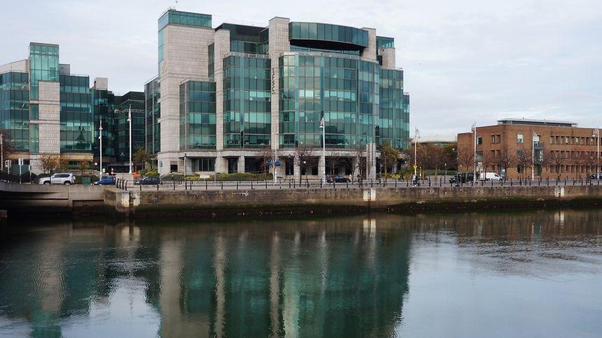 Dublin financial centre