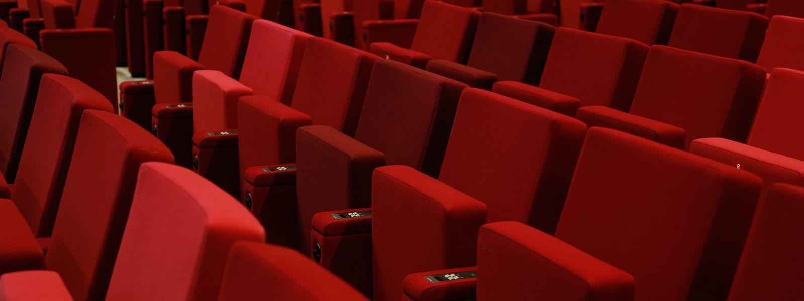 Gähnende Leere in den Kinosälen während des Lockdowns.