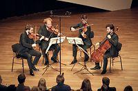 Star Goldmund Quartet, Philharmonie, november 2019 (c) eric Devillet