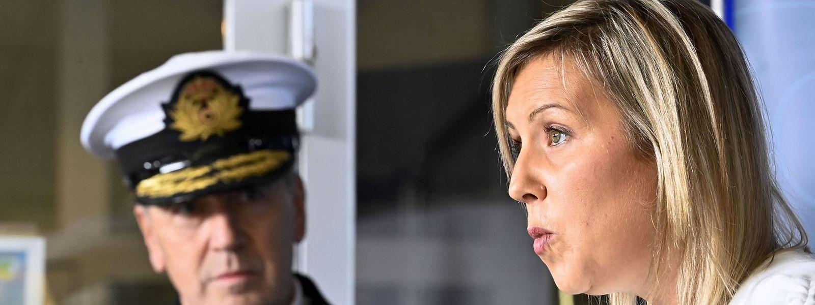«Toutes les mesures seront prises afin d'éviter de tels évènements à l'avenir», a indiqué Ludivine Dedonder, ministre belge de la Défense, sur son compte Twitter.