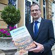 5.6.2018 Luxembourg, Britische Botschaft, John Marshall, Buch LuxUKLinks  photo Anouk Antony