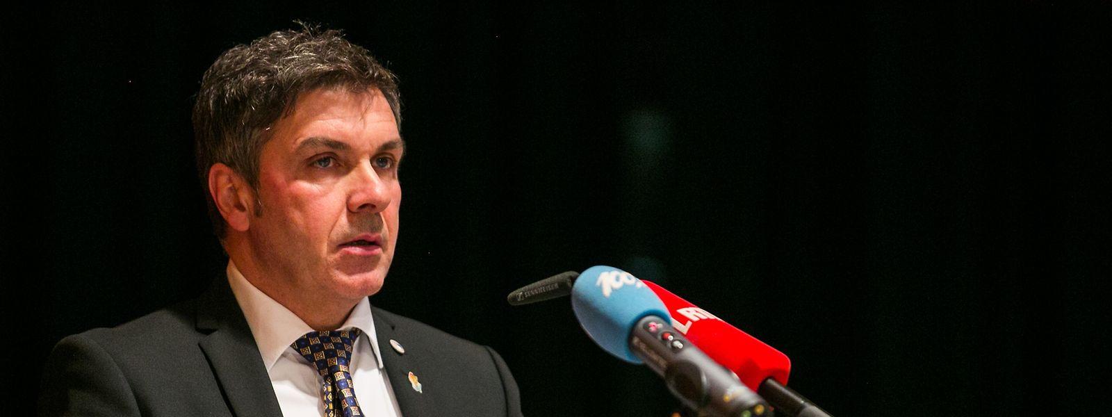 """""""Der Minister hat nun eingesehen, dass er von seiner Generaldirektion schlecht beraten wurde"""", unterstrich Pascal Ricquier."""