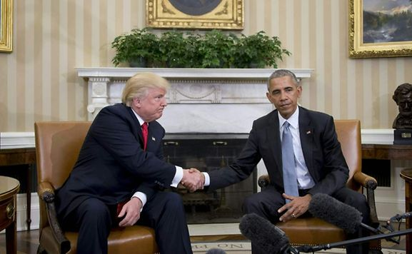 Trump's pragmatism will help him take decisions: Obama