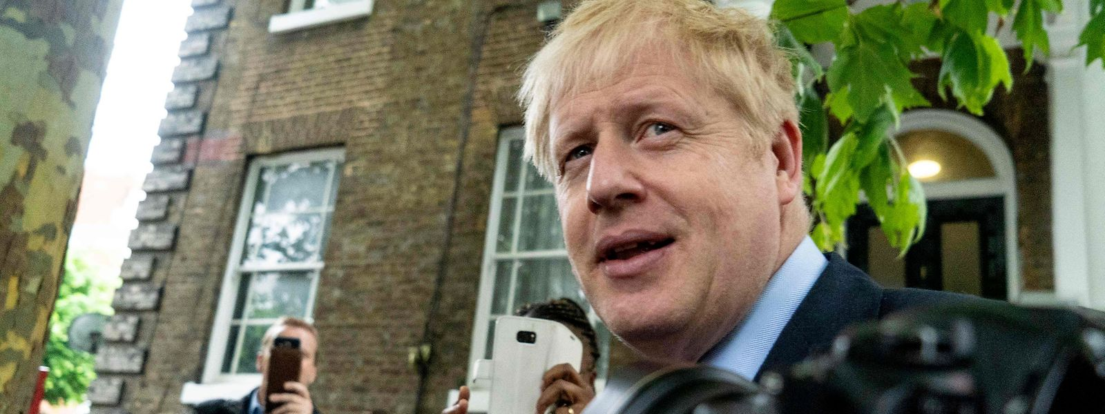 Johnson ist laut Umfragen unangefochtener Spitzenreiter in der Gunst der Parteibasis.