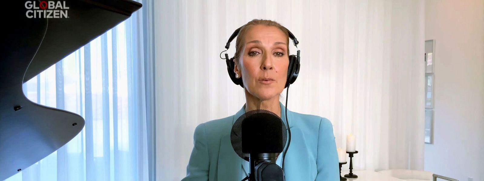 """La chanteuse a participé, le 18 avril à l'opération """"Global Citizen's One World: Together at Home"""", le temps d'un trio."""
