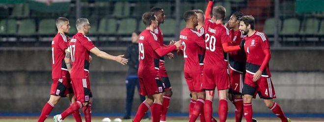 Des buts et de la joie. Le futur menu de la sélection luxembourgeoise?