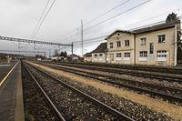 Die beiden Vorfälle ereigneten sich beim Bahnhof in Oetringen.