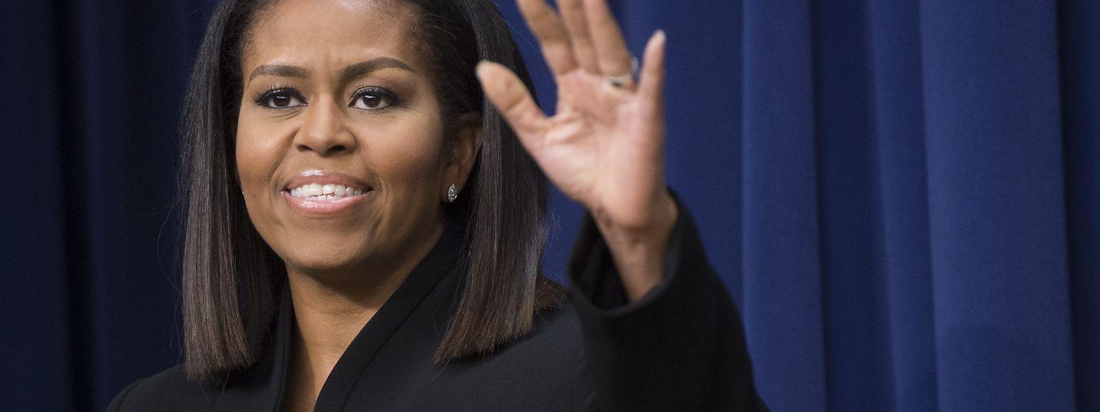 Die frühere First Lady Michelle Obama wäre die Favoritin als Vize-Präsidentschaftskandidatin.
