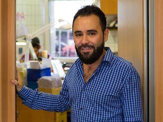 Ricardo Vieira, sócio-gerente e criador de jóias
