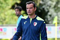 Vincent Hognon ist der neue Trainer in Hesperingen.