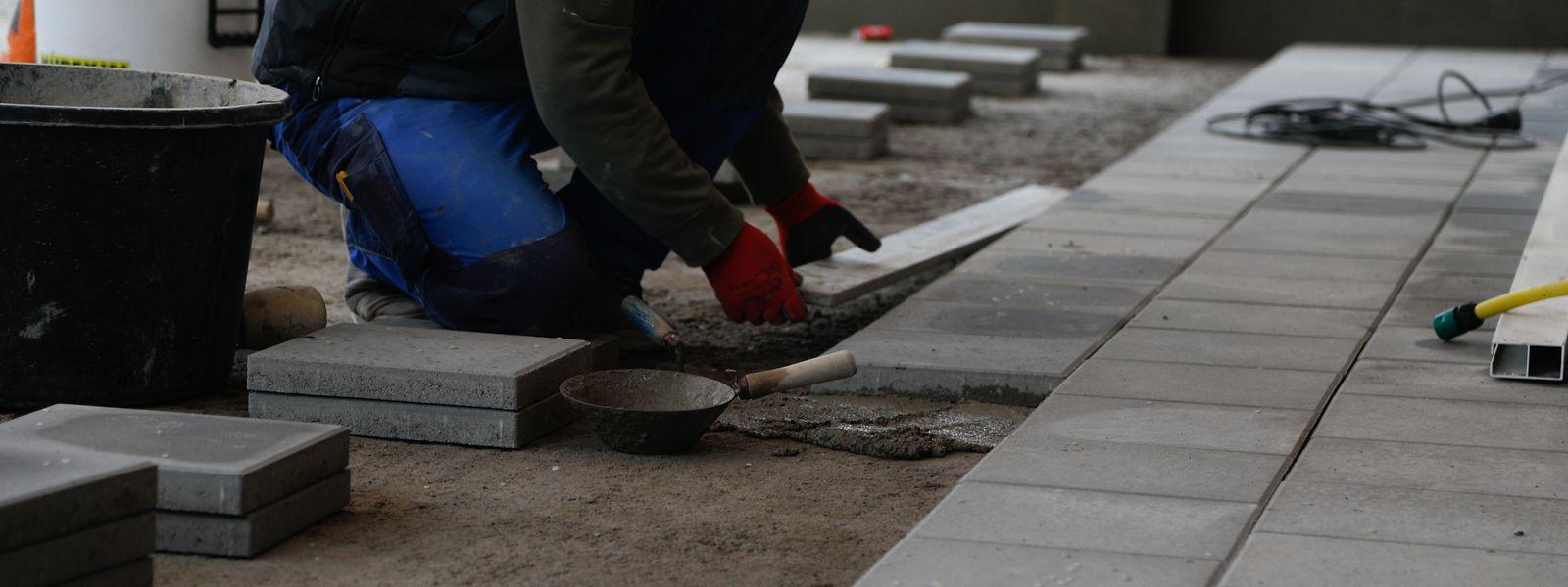 Derrière les portes closes des restaurants, les chantiers fleurissent dans la capitale. Nombreux sont ainsi les restaurateurs à profiter de cette pause forcée pour rénover leur établissement.