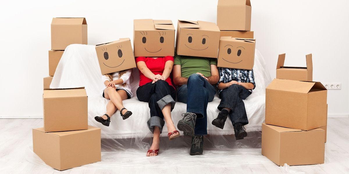 Les familles qui cherchent des grandes maisons se tournent vers le Sud plutôt que le Centre pour trouver leur bonheur