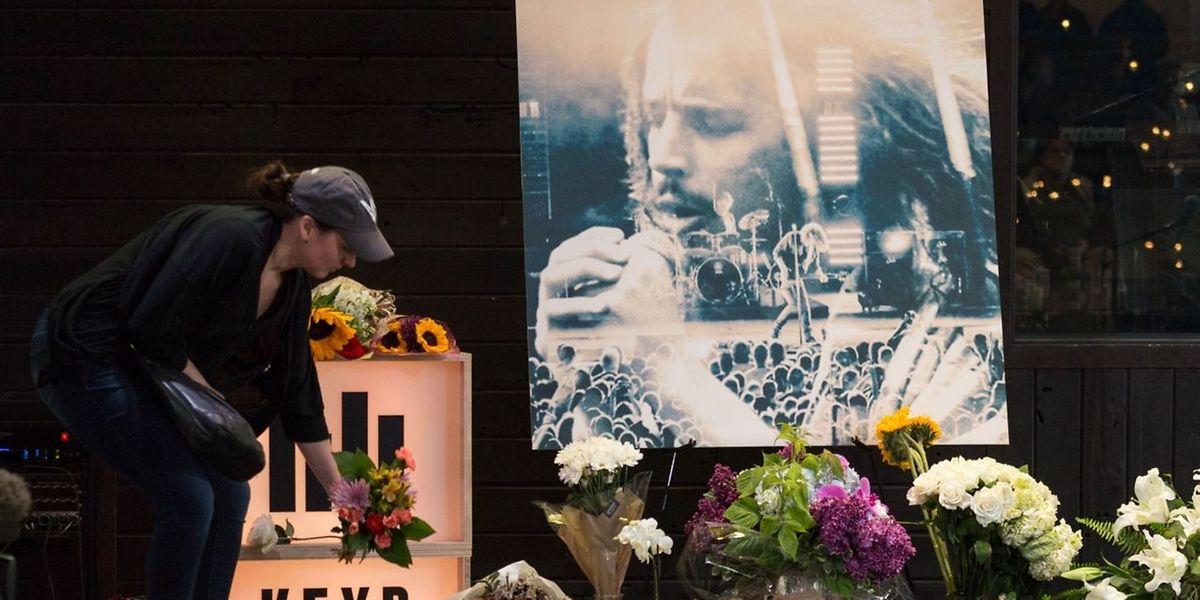 Die Anteilnahme nach dem Tod von Chris Cornell ist groß.