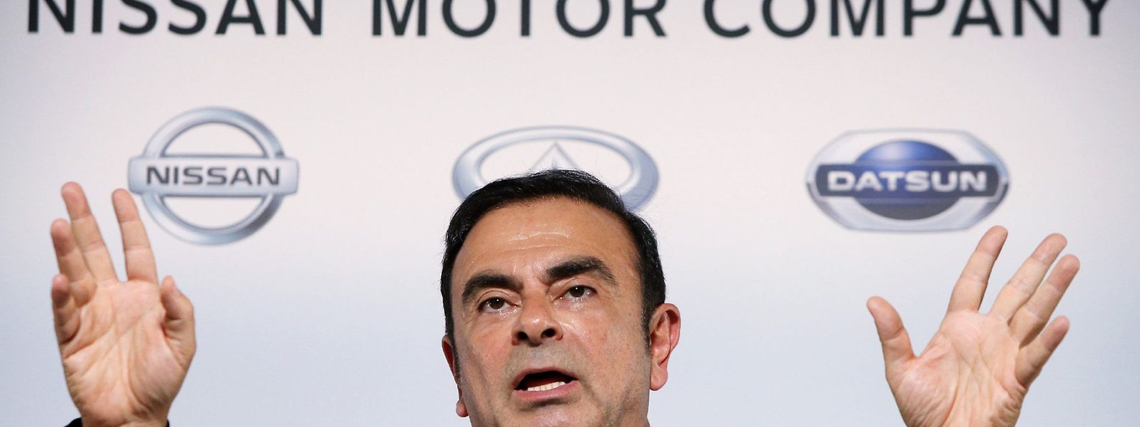 Carlos Ghosn en 2013.