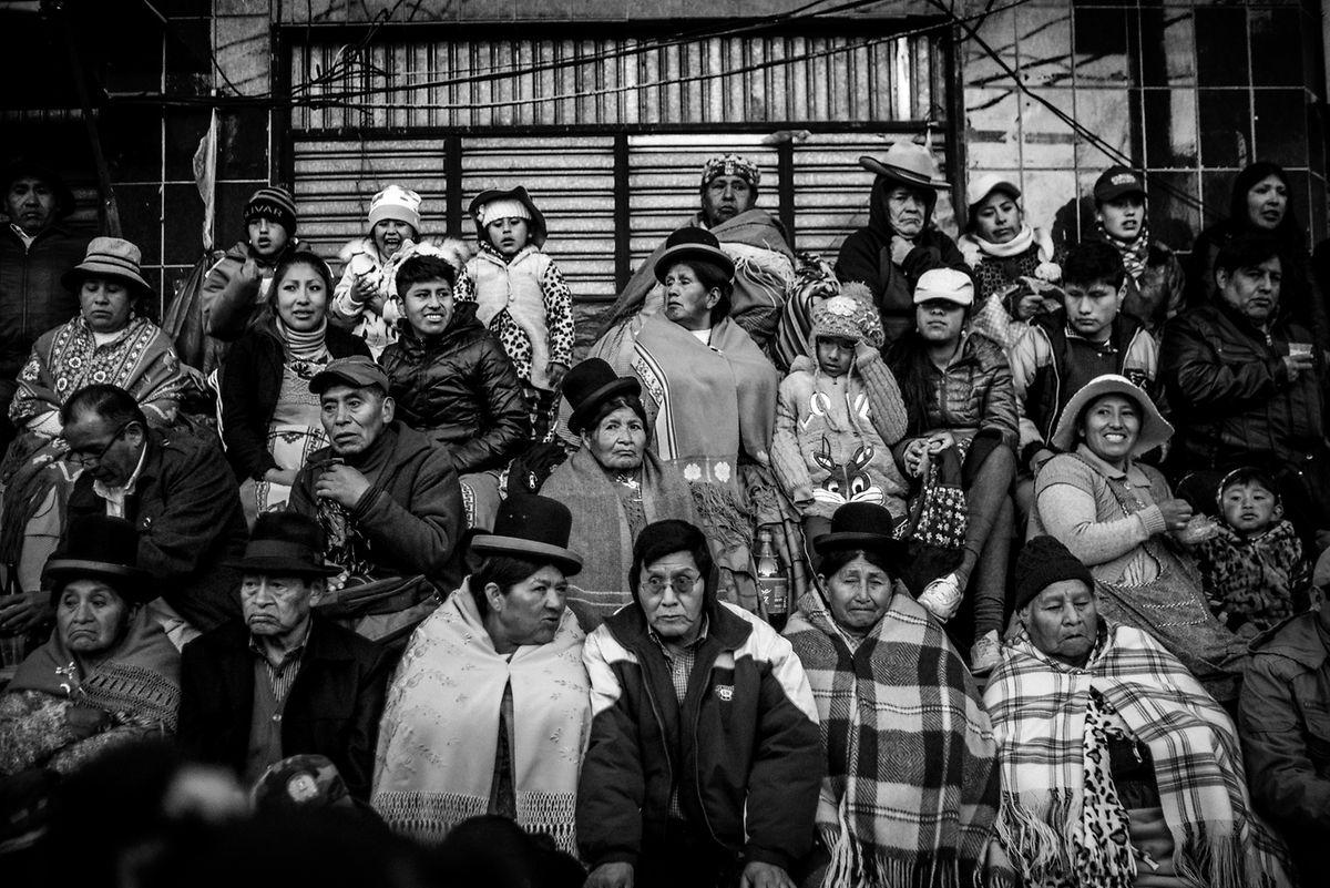Bolívia Eleições