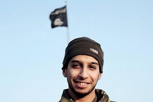 """An undated photograph of a man described as Abdelhamid Abaaoud that was published in the Islamic State's online magazine Dabiq and posted on a social media website.  A Belgian national currently in Syria and believed to be one of Islamic State's most active operators is suspected of being behind Friday's attacks in Paris, acccording to a source close to the French investigation. """"He appears to be the brains behind several planned attacks in Europe,"""" the source told Reuters of Abdelhamid Abaaoud, adding he was investigators' best lead as the person likely behind the killing of at least 129 people in Paris on Friday. According to RTL Radio, Abaaoud is a 27-year-old from the Molenbeek suburb of Brussels, home to other members of the militant Islamist cell suspected of having carried out the attacks.  REUTERS/Social Media Website via Reuters TVATTENTION EDITORS - THIS PICTURE WAS PROVIDED BY A THIRD PARTY. REUTERS IS UNABLE TO INDEPENDENTLY VERIFY THE AUTHENTICITY, CONTENT, LOCATION OR DATE OF THIS IMAGE. FOR EDITORIAL USE ONLY. NOT FOR SALE FOR MARKETING OR ADVERTISING CAMPAIGNS. FOR EDITORIAL USE ONLY. THIS PICTURE WAS PROCESSED BY REUTERS TO ENHANCE QUALITY.       TPX IMAGES OF THE DAY"""