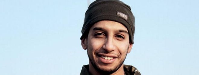 O alegado cérebro estratégico dos atentados de 13 de Novembro em Paris, Abdelhamid Abaaoud
